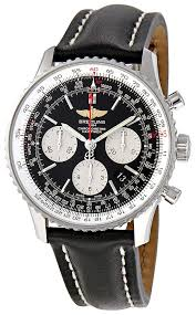 com breitling men s ab012016 bb01 navitimer chronograph stainless steel watch breitling watches