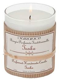 <b>Ароматическая свеча Perfumed</b> Candle Tonka 180г Durance ...