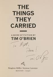 gallery the things they carried study guide life love quotes the things they carried tim o brien 1st edition