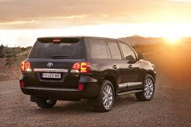 Toyota Introduces Updated 2012 Land Cruiser with V8 Turbo Diesel ...
