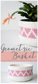 Pattern Sale Amazing 4848 Sale Crochet Baskets Pattern Bundle By Jakigu