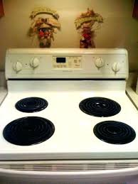 glass top stove burner replacement electric ran range frigidaire gla
