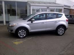 2008 Kuga Tdci Titanium - Car Diaries - TalkFord.com