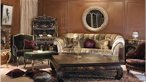 classical bination of luxury furniture 3d model 0