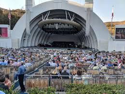 Hollywood Bowl Terrace 3 Rateyourseats Com