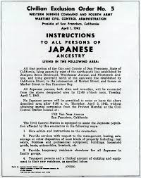 ese american internment professor olsen large order posting