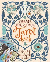 Want the easy way to learn & read tarot cards accurately and intuitively? Create Your Own Tarot Deck With A Full Set Of Cards To Color Ekrek Alice 9781839404153 Amazon Com Books
