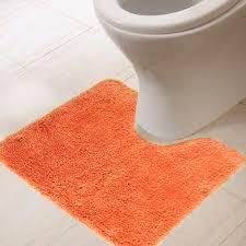 bathroom orange bath rugs rug home design ideas and pictures bathroom orange bath rugs rug
