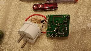 Weihnachtsstern Via Batterie Mit Led Beleuchten