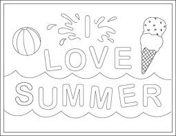 Small Picture 47 best Zomer Kleurplaten images on Pinterest Coloring sheets
