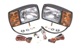 63451 4 snowplow light kit with universal wiring harness, pair pack Grote Wiring Harness grote industries 63451 4 snowplow light kit with universal wiring harness, pair grote wiring harness catalog