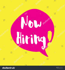 Now Hiring Signs Template