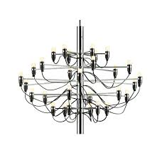 observatory lighting replica flos 2097 chandelier