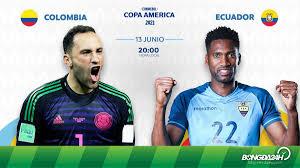 Copa America 2021 : Colombia vs Ecuador