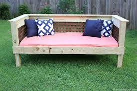 diy outdoor furniture. Who Doesn\u0027t Dream About Long Lazy Days Outside, Maybe Reading Your Favorite Book Diy Outdoor Furniture