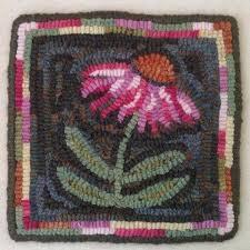 inspirational primitive rug hooking for image 0 68 primitive rug hooking patterns kits