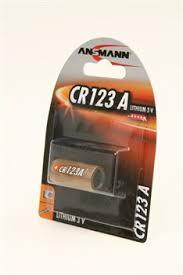 Купить <b>ANSMANN</b> 5020012 <b>CR123A</b> BL1 - <b>Батарейка</b> в Москве ...