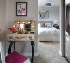 Unique Makeup Vanity Ideas Design that will make you wonderstruck for  Decorating Home Ideas with Makeup Vanity Ideas Design