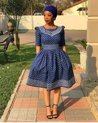 African Fashion Designers 2019 South African Shweshwe Dress Designs 2019 African Fashion