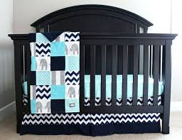 baby boy cribs aqua navy grey baby bedding custom crib bedding baby boy elephant nursery