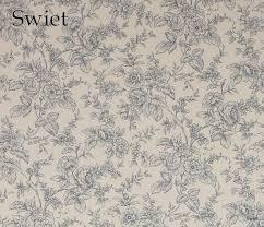 Blauw Wit Bloemenbehang Behang Alles Swiet Wall Art