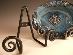 Small Table Display Stands Metal Easel READY TO SHIP Small Table Top or Wall display 45