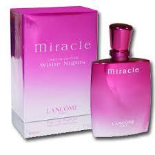 Духи <b>Lancome Miracle</b> White Nights Women