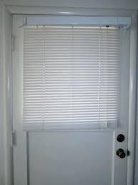 Front Door Shades Door Window Treatments Window Blinds And Shades