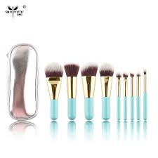 makeup brush set mac quality makeup brush roll directly from china makeup bronzer suppliers anmor hot 9 pieces synthetic hair makeup