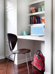 small home office 5. Makeshift Desk Small Home Office 5