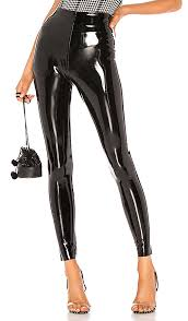 perfect control patent leather legging