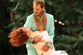 shakespeare in the park the taming of the shrew suites culturelles montreal s repercussion