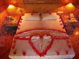 romantic bridal room decoration ideas