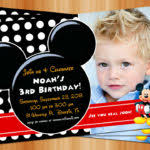 Make Your Own Mickey Mouse Invitations How To Make Mickey Mouse Birthday Invitations Fly Lufthansa Italia Com