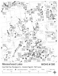 Lakes Of Maine Lake Overview Moosehead Lake Greenville