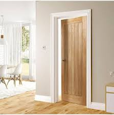 Image Result For Oak Doors With White Frames Doors Pinterest - Hardwood exterior doors and frames