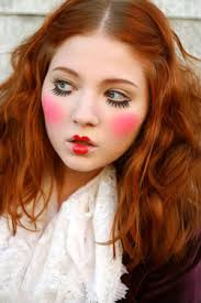 good for doll costumes doll makeup doll make up