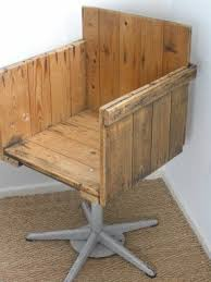 vintage wooden furniture.  wooden i love this chair made out of pallets great way inside vintage wooden furniture l