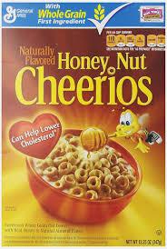 general mills honey nut cheerios 12gm amazon in grocery