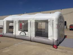 a mobile auto paint booth will make your business efficient and profitable