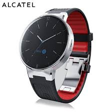 51244.jpg Alcatel OneTouch SmartWatch for iOS and Android Devices - Black
