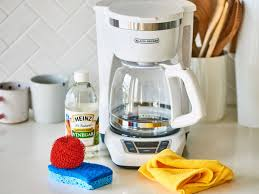 Kitchenaid Coffee Maker Clean Light Stays On How To Clean A Coffee Maker Kitchn