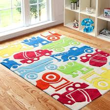 kids playroom rugs colorful