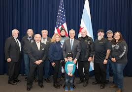 over the last 41 years the chicago chapter of toys for tots has worked diligently to ensure that needy children in chicago receive toys at time