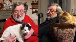 Caterpillar Radio2 - Guccini e i gatti Paurina e Stagno nella casa di  Pavana. Auguri Maestro!