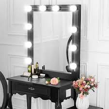 Where Can I Buy A Makeup Vanity Table With Lights Us 12 43 33 Off Usb Vanity Lights Bathroom Led Mirror Light For Makeup Dressing Table Vanity Lights 8w Bulbs 2835 Smd Adjustable Brightness In