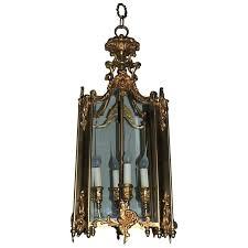 ideas french lantern chandelier or wonderful french bronze gold gilt beveled glass lantern fixture chandelier 66 french lantern chandelier
