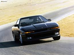 Toyota Supra 3.0 Turbo Sport Roof US-spec (MA70) 1987–89 pictures ...
