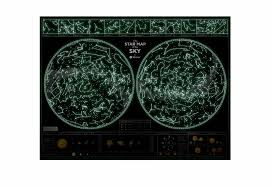 Star Chart Png Glowing Star Map Star Chart 2613634 Pngtube