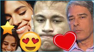 Neymar leva fora de Famosa Bruna Marquezine volta Estrelar😮 , Willian  Bonner é surpreendido 💗 e + - YouTube